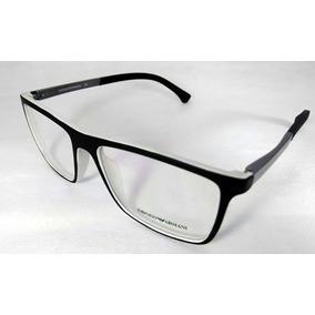 193954aa2423a Oculos De Grau Masculino Acetato Quadrado Armacoes Armani - Óculos ...