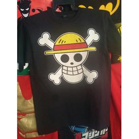 Playera Anime Logo One Piece