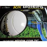 e38d403fb604e Kit Boleiro - Bola De Futebol Campo + Caneleira + Meião