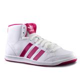 sports shoes 5851a 7acb5 Zapatillas adidas Adi Hoop Mid Mujer Blancofucsia