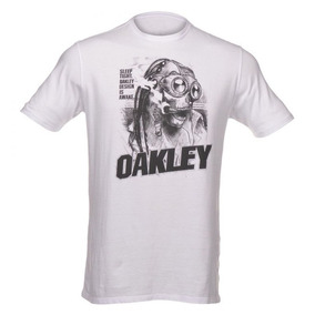 Camiseta Camisa Oakley Caveira Medusa Rave Lançamento Oferta 8b8ae6ab6a2