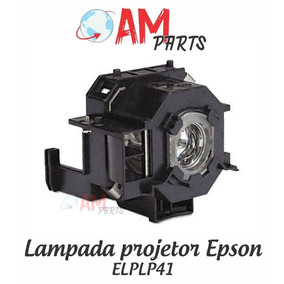 Lampada P/ Projetor Epson Elplp41 H283a H283b H284a Nova
