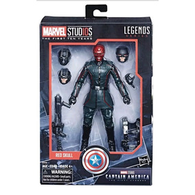 Marvel Legends Red Skull - The First Ten Years
