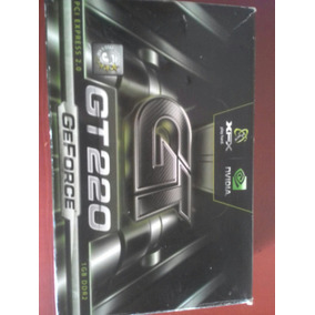 Tarjeta De Video Nvidia Gt220x Ge Force