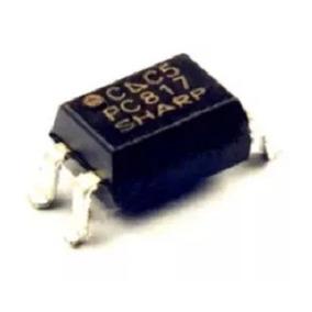 Pc817 817 Smd Acoplador Ótico Optoacoplador 15pçs