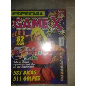 Revista Game X Especial Numero 8