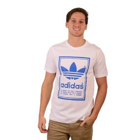 69091590b Remera Adidas Vintage - Ropa y Accesorios Blanco en Mercado Libre ...