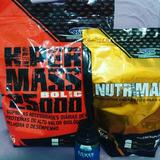 Combo De Suplementos! Hipercalorico3kg+malto1kg+bcaa90caps