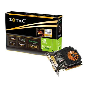 Geforce Gt 730 2gb/semi Nova