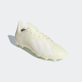 Tenis Hombre Fútbol X 18.4 Fg Soccer Blanco adidas 185005 1dd3c9dfecaeb