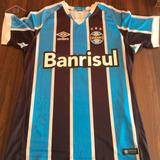 Camisa Gremio 2016 Tricolor - Camisa Grêmio Masculina no Mercado ... c42ae6f757eaf