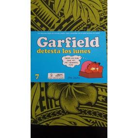 Libro Historietas Garfield Detesta Los Lunes. Jim Davis
