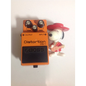 Pedal Boss Sd-1 Distortion