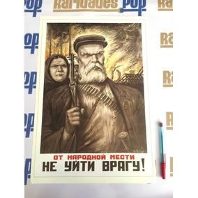 Cartaz Pôster 1941 2ª Segunda Guerra Mundial Reich Nazismo