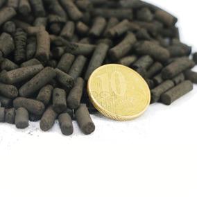 Carvão Ativado Granulado, Embalagem Com 1kg - Granel