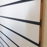4 Painel Canaletado 1,35x0,90cm C/ 100 Ganchos +canaletas
