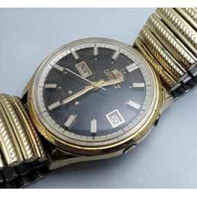 6affde18eb2 Maquina Relogio Pulso Orient - Relógios no Mercado Livre Brasil