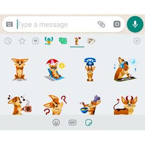 Atualizacao Stickers Whatsapp