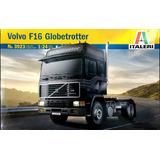 Italeri 1/24 3923 Volvo F-16 Globetrotter