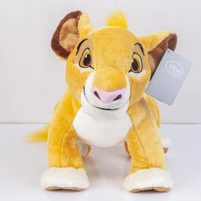 Pelúcia Simba 32cm Rei Leao Original Disney Store P entrega · R  199 99 edde2d662