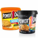 Pasta De Amendoim Integral (1kg) Power One