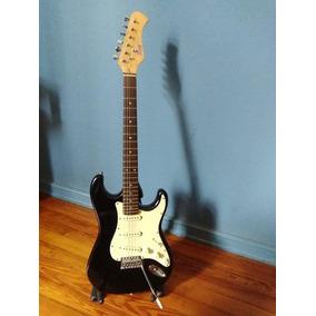 Guitarra Stratocaster Kansas Envío Esc Musica