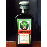 Botella Miniatura Licor Jagermeister 20ml