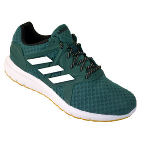 san francisco 8f038 e26e8 Zapatilla Hombre adidas Starlux Original Running Verde