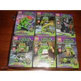 Legos Tortugas Ninjas En Caja.cada Uno.