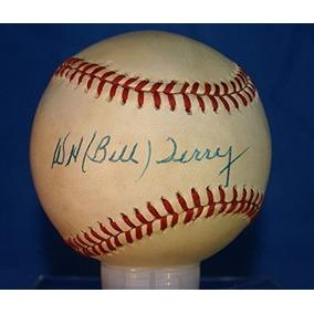 Bola Autografiada De Judy Johnson - Liga Nacional De Feeney. Nuevo León ·  Bill Terry - Jsa Certified Cert Autograph Liga Nacional De B d93a0f08a2576