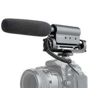 Microfone Takstar Sgc 598 P/ Nikon Canon Sony Pentax