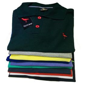Kit 15 Camisa Polo Masculina* Frete Grátis* Atacado Revenda