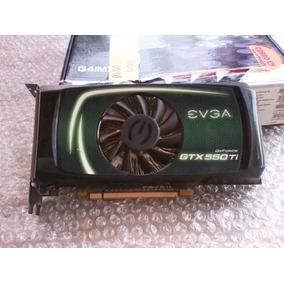 Tarjeta De Video Evga Geforce Gtx 550 Ti 2gb Ddriii
