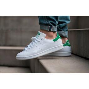 premium selection b3190 4aff4 Zapatillas Tenis adidas Stan Smith Hombre Y Mujer Originales