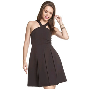 Vestido Feminino Noite Social Roupa Balada Chique Promoçao