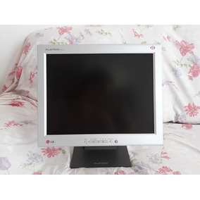 Monitor Para Computador Lg Flatron - Tela Para Pc