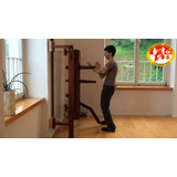 Um Vídeo V.2 Com 116 Técnicas De Mudjong Wing Chun Kung Fu