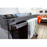 Plotter A0 Hp Designjet T520 36 Pulgada Sistema De Tinta