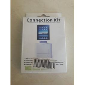 Adaptador 2 En 1 Lector Memoria Usb Apple Ipad 1 2 3 Camaras