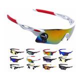 Oculos Sol Ciclismo Masculino Esportivo Proteção Uv Vôlei
