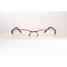 d53e978226e19 Armações Para Óculos Pequenas - Óculos Marrom no Mercado Livre Brasil