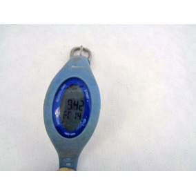 Relógio Nike H2o 50 M Cor Azul Feminino