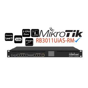 Mikrotik- Routerboard Rb 3011uias-rm L5 Pronta Entrega!