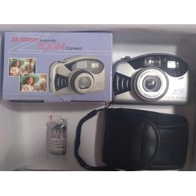 Câmera Analógica Convencionais Outras Marcas Com Zoom em São Paulo ... 0c1da3ddd2