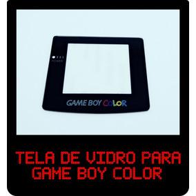 Tela De Vidro Para Game Boy Color - Gbc - Frete Barato