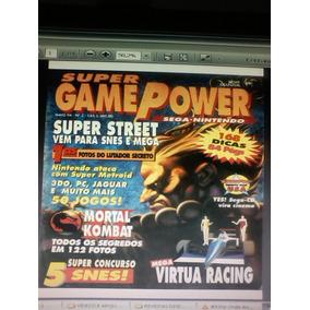 Rev. Super Game Power Nº 2 Em Pdf Frete Grátis