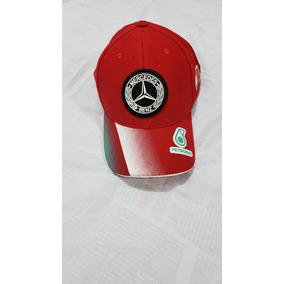 Bone Mercedes Benz Vermelho - Bonés no Mercado Livre Brasil 96d2d3fb2a9
