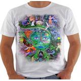 Camiseta Ayahuasca Santo Daime 02