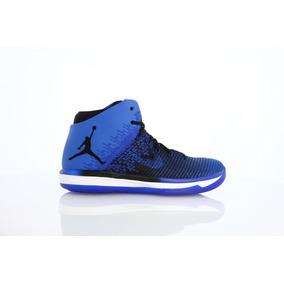 252781522 Zapatillas Nike Básquet de Hombre Azul en Bs.As. G.B.A. Oeste en ...