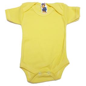 Pañalero Amarillo Claro Algodon 3 A 18 Meses